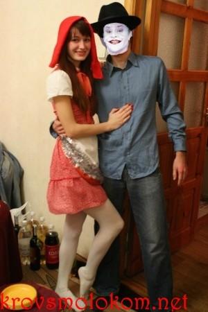 красная шапочка и джокер