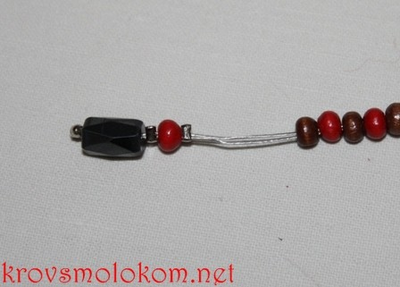 магнитный браслет вручную