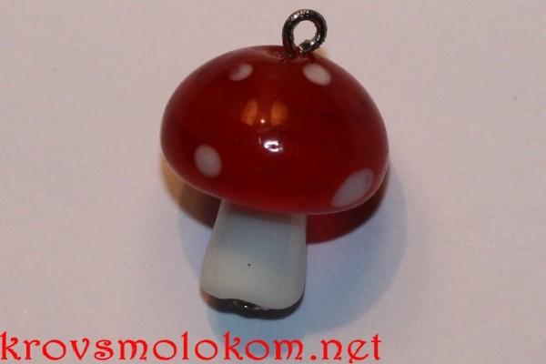Как сделать серьги грибы (сережки грибочки) своими руками. Мастер Класс с Фото