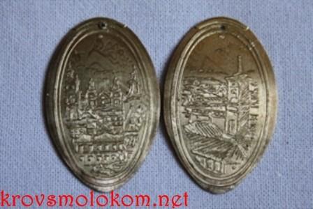 циганские серьги из монет своими руками