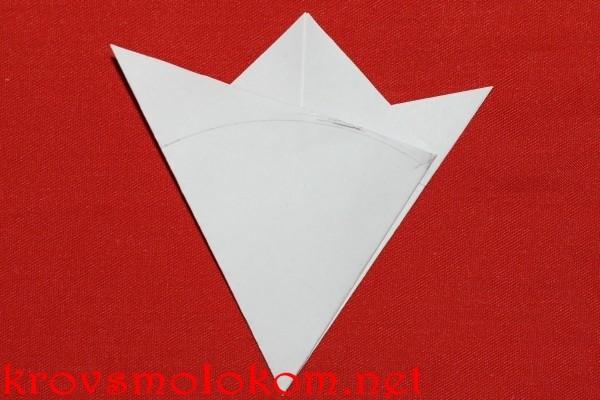 шестиугольная снежинка своими руками