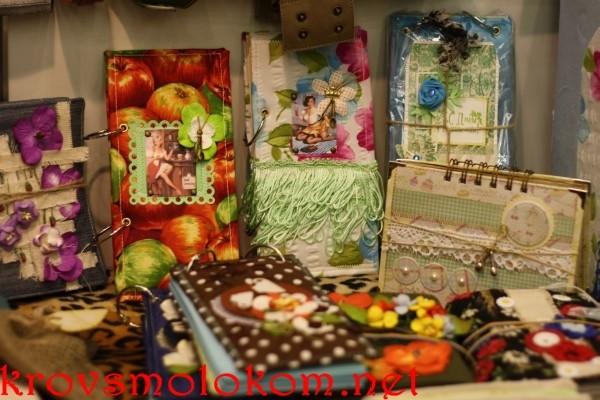 Выставка handmade