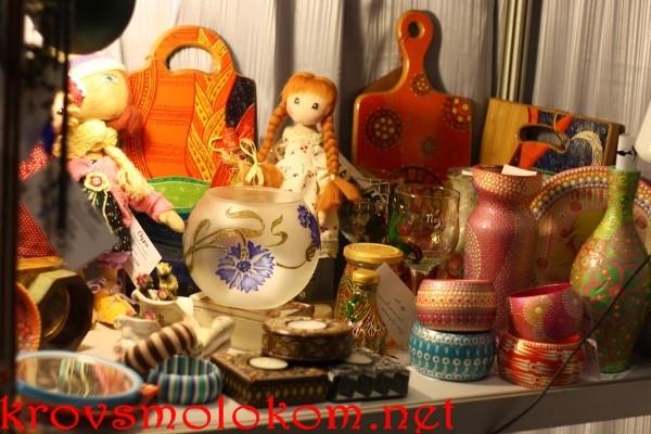 Выставка handmade браслеты